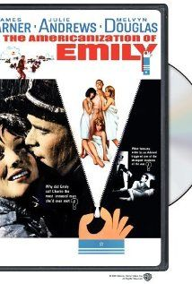 The Americanization of Emily (1964)--Filmspotting recommended.  Talking a la Before Sunrise.