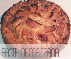 La Receta del Pastel de Manzana!   laLlonaMella DIY