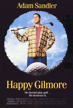 How to get Happy Gilmore Distance. Golf season is here, follow some simple principles to hit the ball farther.
