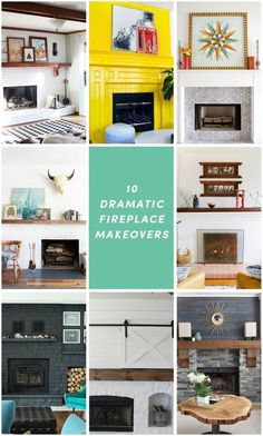 Pin it   It's about that time of the year when we're craving coziness, so let's chat about fireplaces. What seems like a luxury to some may actually be a design burden or eyesore for others—there are