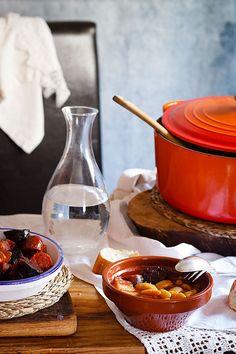 Yerbabuena en la cocina: Fabada asturiana