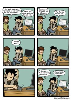 Coder's OCD.