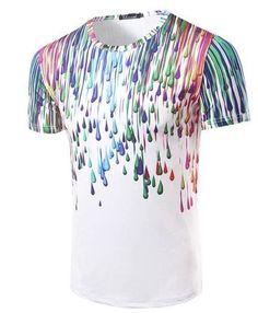 Abstract Thunder T-Shirt