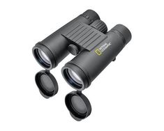 National Geographic Binoculars - Waterproof - 10X42The 10X42 binoculars are very versatile Roof binoculars. Features: Waterproof Product of craftsmanship with high quality in mind.  Twist-up eyecups adapt the binoculars easily to observers with or without spectacles.  Diopter compensation is standard.https://www.shoptodrop.co.za/product/national-geographic-binoculars-waterproof-10x42/