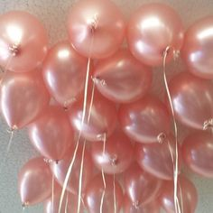 Picture of Rose Gold Balloons Clear Balloons, Rose Gold Balloons, Large Balloons, Giant Balloons, Confetti Balloons, Gold Confetti, Wedding Balloons, Birthday Balloons, Wedding Bunting