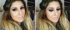 Passo a passo de maquiagem com glitter para o carnaval 2014 - Tudo Make – Maior blog de maquiagem, beleza e tutoriais de Curitiba.