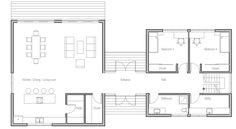 house design house-plan-ch364 10