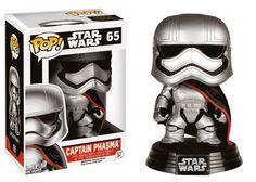 Star Wars Episode VII POP! Vinyl Wackelkopf-Figur Captain Phasma 10 cm
