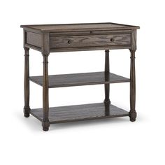 Provence Nightstand & Side Table
