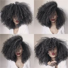 Big Hair Don't Care - http://community.blackhairinformation.com/hairstyle-gallery/natural-hairstyles/big-hair-dont-care-4/#naturalhairstyle Pelo Natural, Big Natural Hair, Natural Curls, Natural Hair Journey, Braid Out Natural Hair, Big Hair Dont Care, Curly Hair Styles, Natural Hairstyles, Trendy Hairstyles