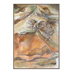 Daria Górkiewicz / Fruwające Anioły Painting, Art, Art Background, Painting Art, Kunst, Paintings, Performing Arts, Painted Canvas, Drawings