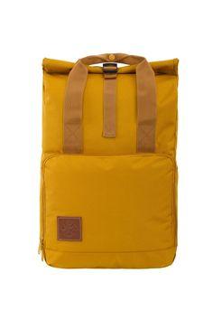 d3d343f7cf66c Manufaktur13 Roll-Top Daypack (Mustard) -  Backpack  Canvas  DayPack