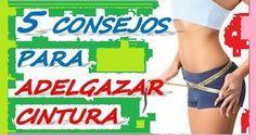http://ComoAdelgazarLaCintura.blogspot.com/2016/01/como-reducir-cintura-abdomen-tener-vientre-plano-mujer.html  Cómo Reducir Cintura y Abdomen: Tener un Vientre Plano de Mujer Rápidamente.  No estas sola pues reducir el tamaño de la cintura de la mujer en poco tiempo es un deseo común para la mayoría de las mujeres de todas las edades.   MIRA EL VIDEO AL FINAL del Post...Gracias!
