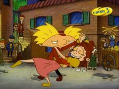 """Truly the BEST episode ever of Hey Arnold: """"What's Opera Arnold?"""" Did anyone else use to watch this show?"""