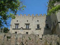 Vanhan kaupungin muureja