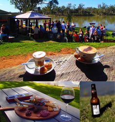 Caudo Vineyard – Can it get any better? - Waikerie, South Australia