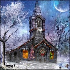 Christmas Is Coming by Stroody on DeviantArt