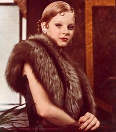 Tallulah from Bugsy Malone. No way!
