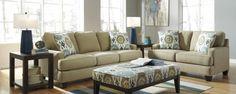 Flexsteel makes beautiful upholstery