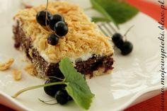 Pleśniak Polish Desserts, Polish Recipes, Polish Food, Cooking Recipes, Cooking Blogs, Sweet Recipes, French Toast, Food Photography, Recipies