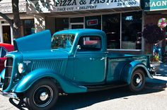 Old Ford Pickup