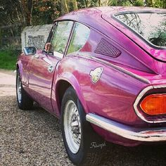 Triumph Gt6 Fully Restored Must See Youtube Triumph