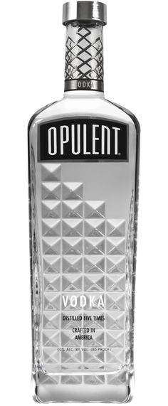Opulent for all our #vodka loving #packaging peeps PD