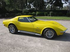 1972 Corvette Stingray                                                                                                                                                      Mais