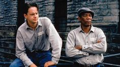 Ha...Have no idea about this film and end up I am *The Shawshank Redemption* ! (1994) with Tim Robbins, Morgan Freeman movies