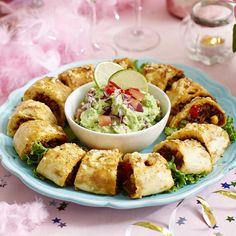 Guacamole, Randal, Cookie Do, Tex Mex, Enchiladas, Wok, Food Inspiration, Tapas, Appetizers