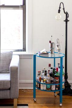 Kate & Chad's Art-Filled Dwelling