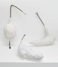 """FRANZ WEST / Adaptives / West's work could do you a mischief. His """"adaptive sculptures"""" were intended to be handled and worn, like useless prosthetics or daft appendages."""