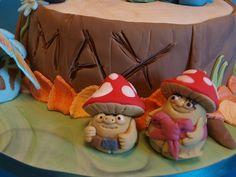 Tree Fu Tom Cake cakepins.com