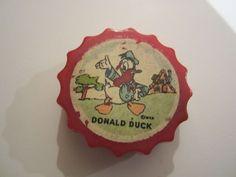 Here is a Donald Duck bakelite pencil sharpener. Pencil Sharpener, School Memories, My Dad, School Supplies, Donald Duck, Student, My Favorite Things, Disney Characters, School Stuff
