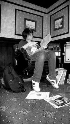 Jonny Greenwood - #Radiohead - In Rainbows era