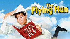 The Flying Nun with Sally Field as Sister Bertrille...