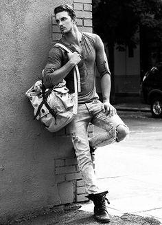 Photographer: Greg Vaughan Model: Christian Hogue Man+Sex=Fashion Follow Me on Instagram