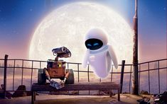 Wall-e and Eve ♥