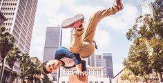 Urbanidades: parkour é reconhecido como esporte