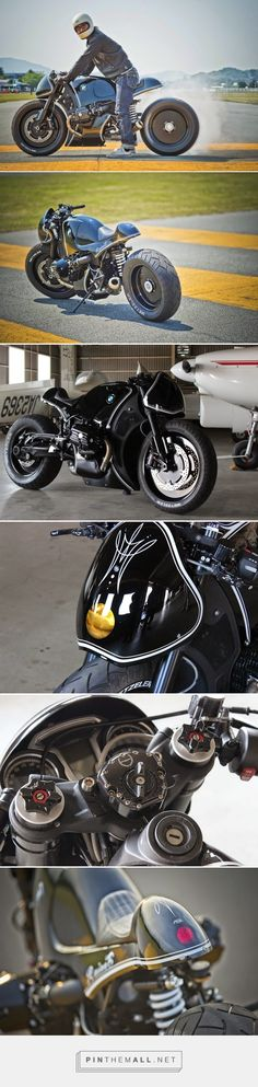 Cherry's BMW R Nine T Highway Fighter, I absolutely LOVE this bike