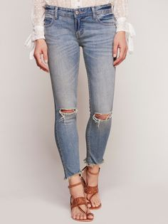 Women's Jeans, Denim & One Teaspoon Jeans | Free People. View the whole collection, share styles with FP Me, and read & post reviews.