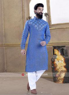 Linen fabric Pathani Suit for Party Kurta Pajama Men, Kurta Men, Mens Sherwani, Trendy Mens Fashion, Indian Men Fashion, Mens Shalwar Kameez, Pathani Kurta, Boys Kurta Design, Gents Kurta