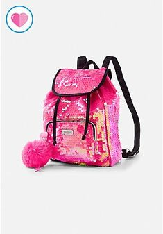 Justice is your one-stop-shop for on-trend styles in tween girls clothing & accessories. Shop our Pink Flamingo Flip Sequin Mini Rucksack. Justice Backpacks, Justice Bags, Cute Mini Backpacks, Girl Backpacks, Pretty Backpacks, Fashion Bags, Fashion Backpack, Baby Doll Strollers, E Claire