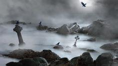 Mystical Places | mystical places - Fantasy Wallpaper (31034951) - Fanpop fanclubs