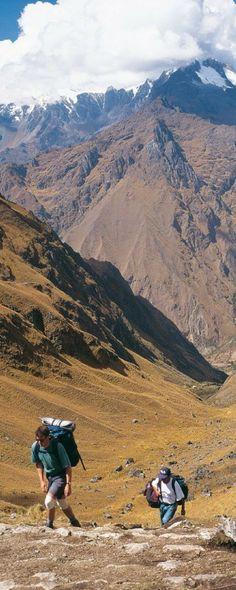 How to plan a trip to Peru. Tips of places to visit in Peru, including Lima, Cusco, Machu Picchu, etc...