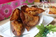 Empanadillas de Morcilla y Chorizo