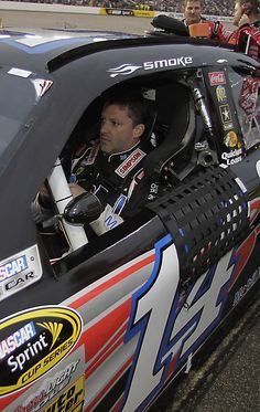 Tony Stewart Photos - Tony Stewart....Not going to be seeing this for awhile. :(
