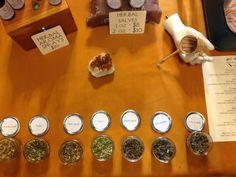 telegraphic tree - organic teas