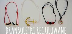Jak zrobić regulowaną bransoletkę ze sznurka?