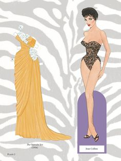 Welcome to Dover Publications  B-Movie Bombshells Paper Dolls